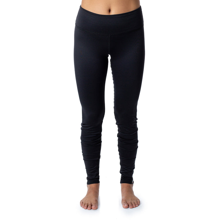 Black Icey Leggings