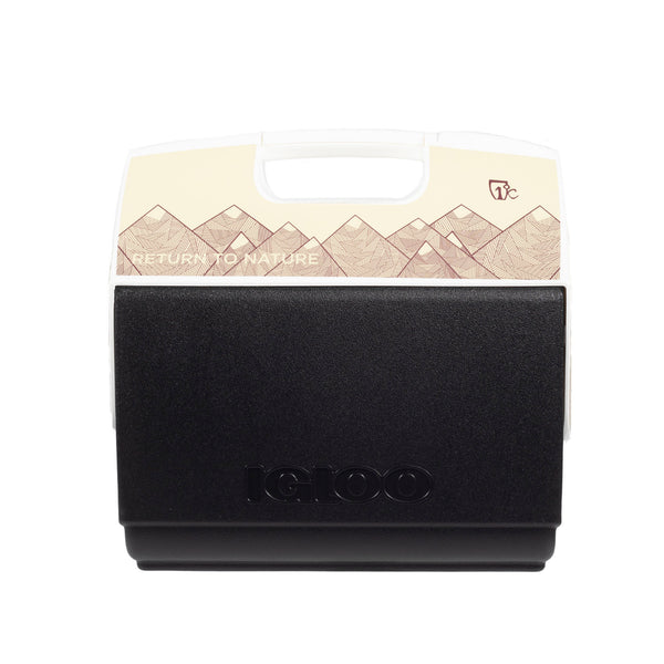 20/21 MTN Igloo Cooler - Tan