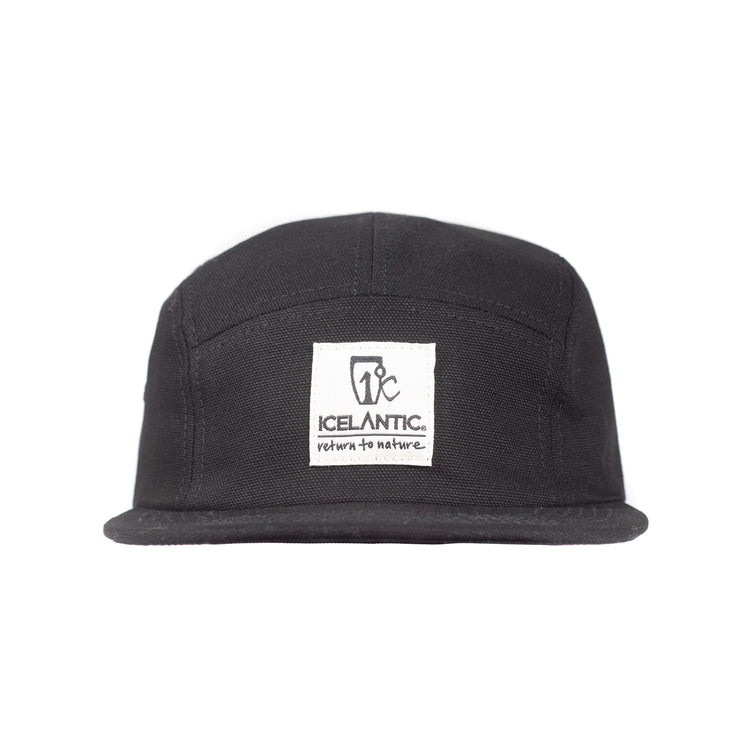 Canvas 5-Panel Hat