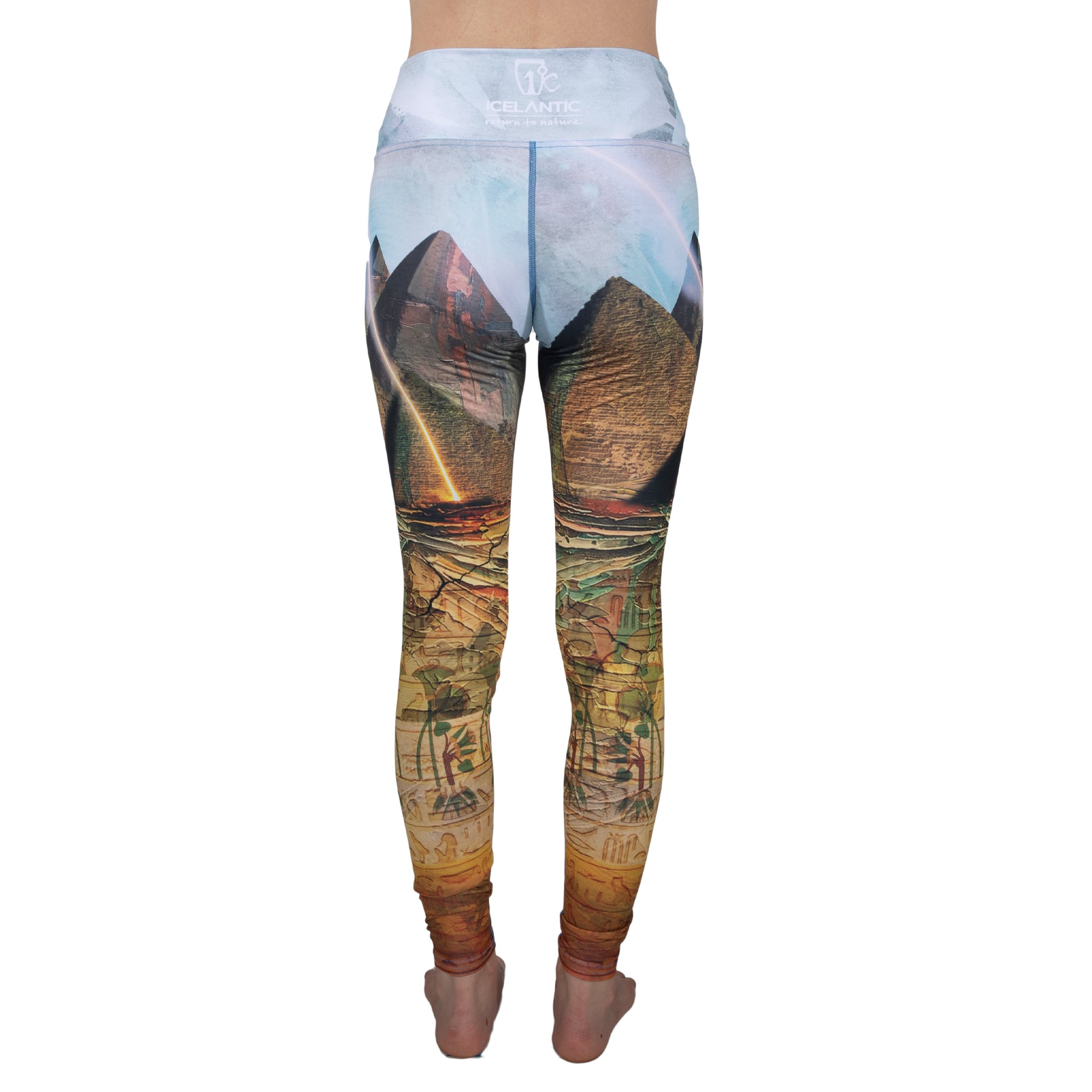 Maiden Egypt Leggings