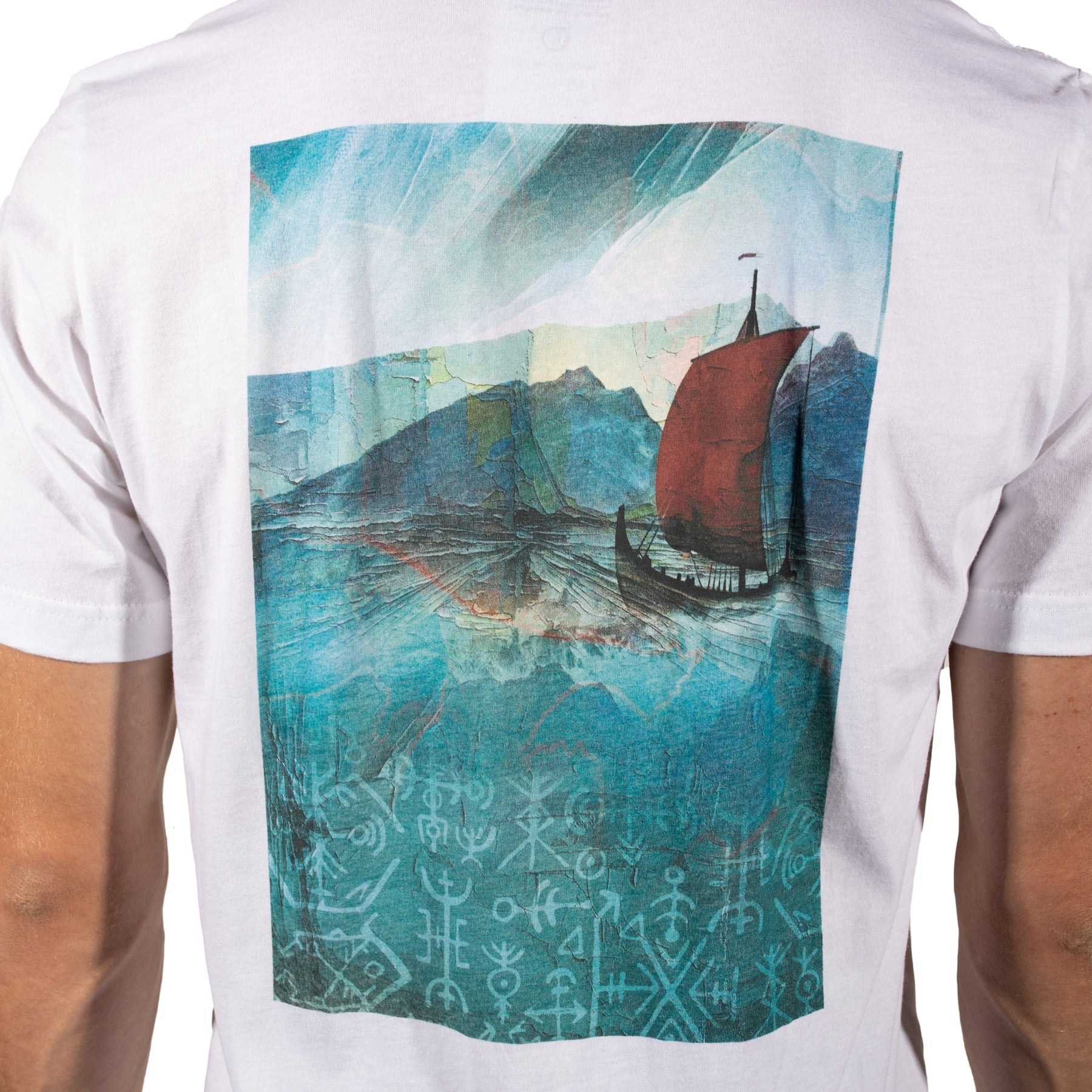 Nomad Art Pocket Tee