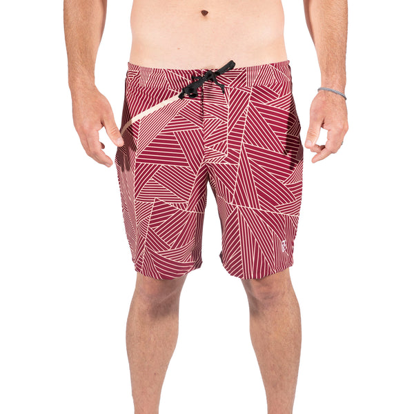 20/21 MTN Swim Trunk - Maroon