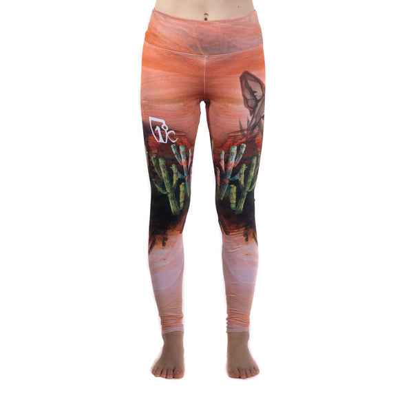 Maiden Coyote Leggings