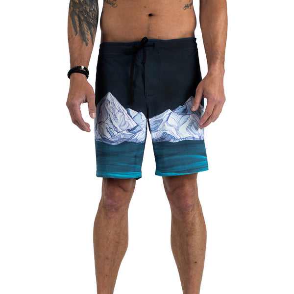 MTN Swim Trunk - Peak