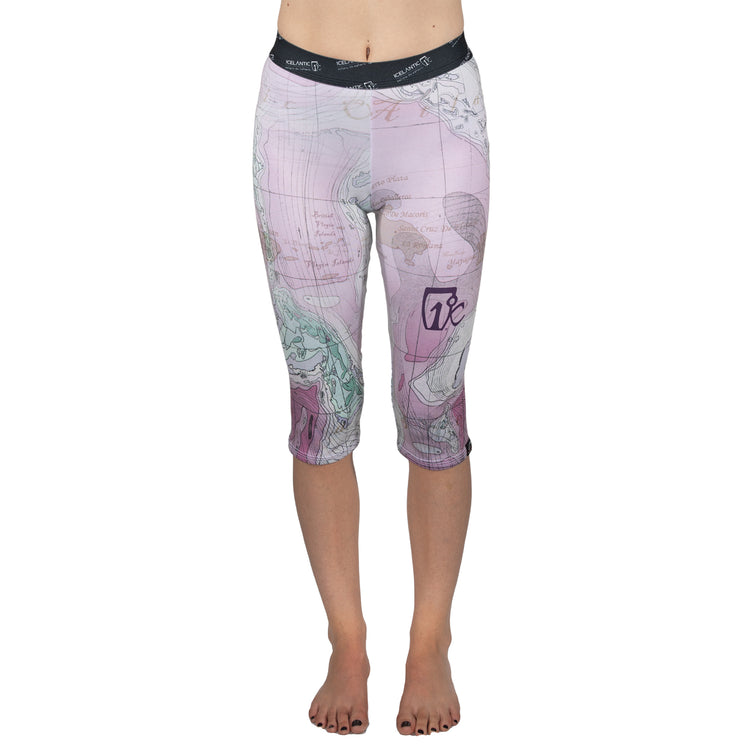 20/21 Women's Baselayer 3/4 Bottom