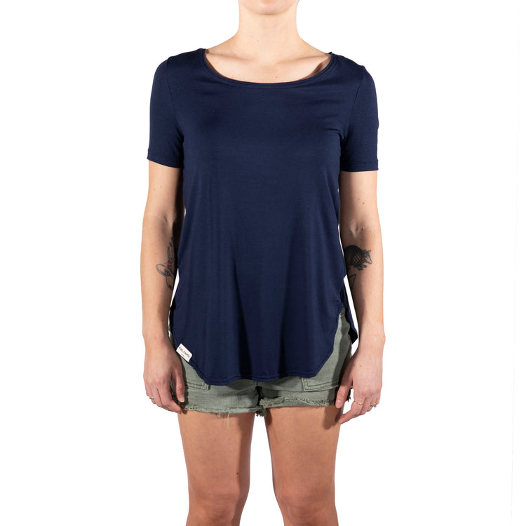 Eco Bamboo T - Navy