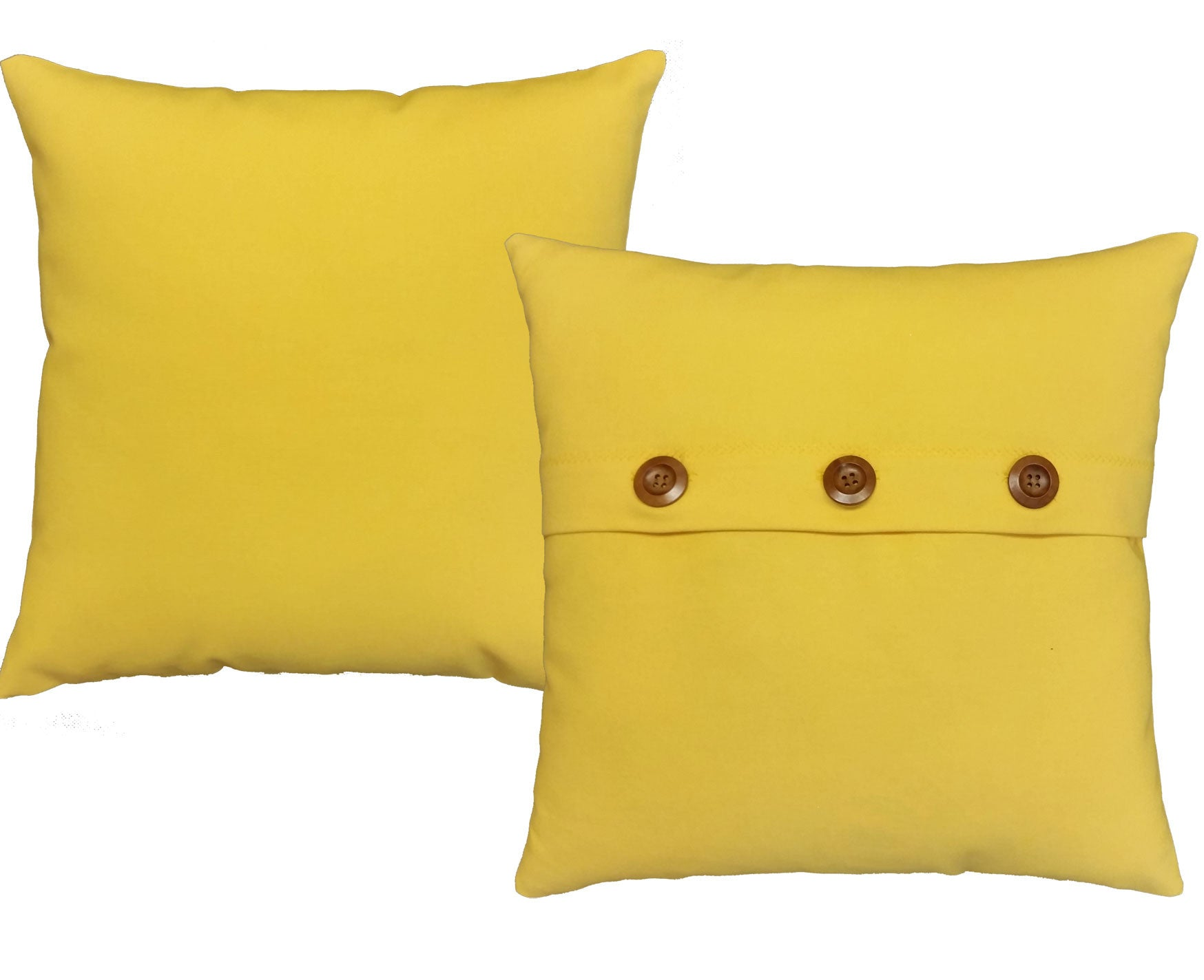 Solid Color Pillows - Set of 2 Modern Decorative Pillows f24a47faa4c6