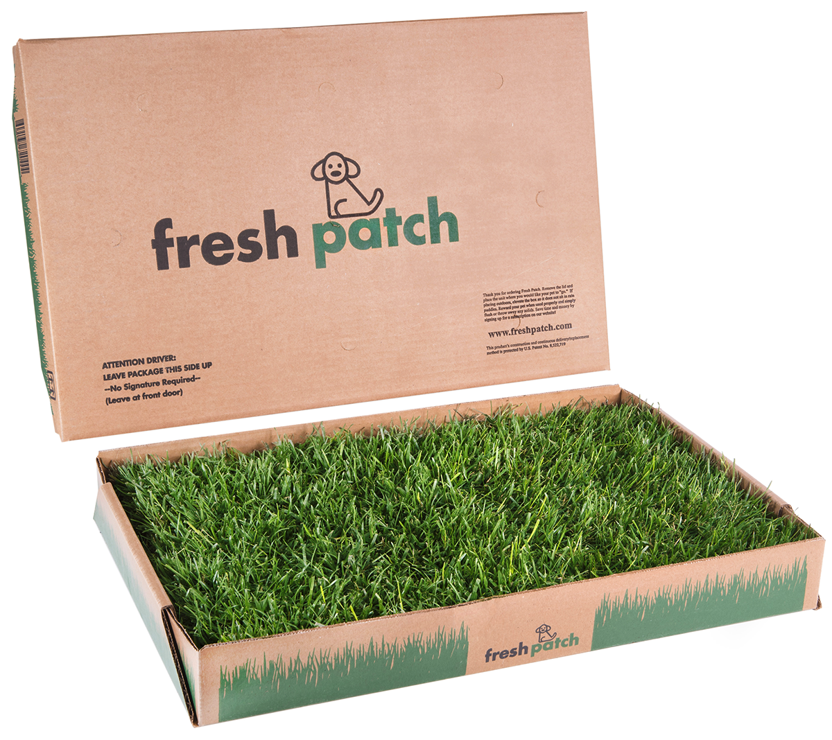 Fresh Patch The Official Real Grass Dog Potty And Training Website