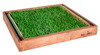 Protective Sleeve Oak with grass