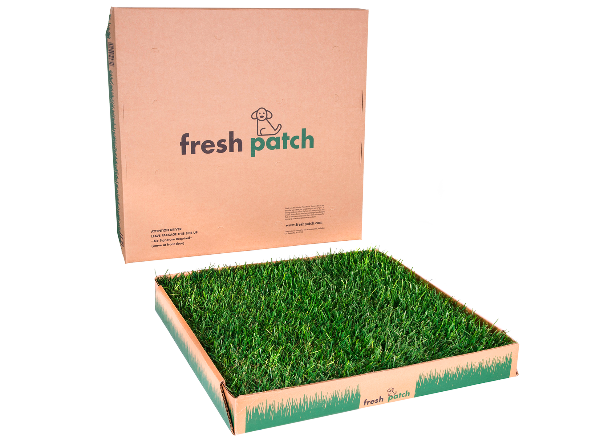 Fresh Patch Large for Cats