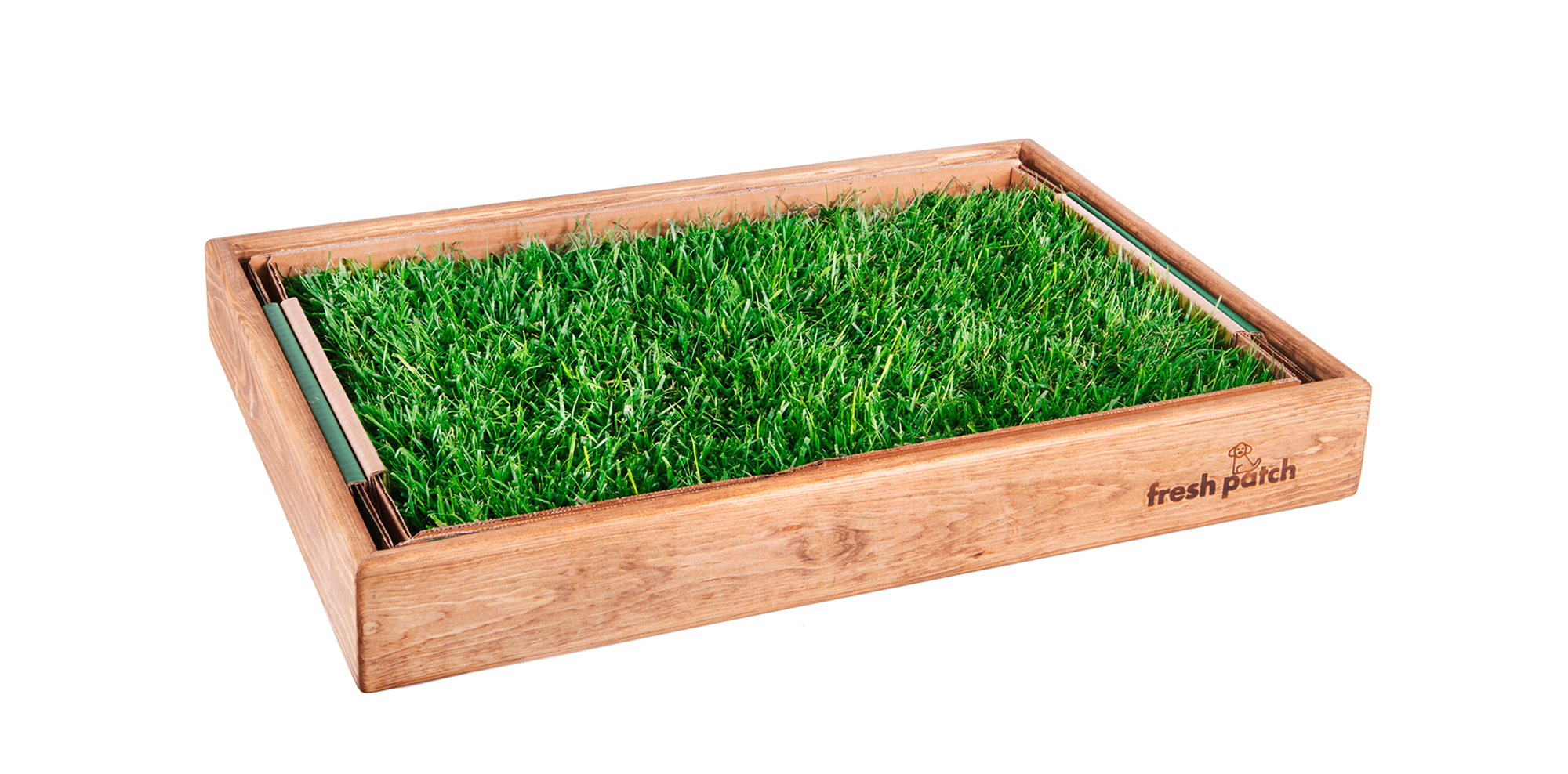 Oak Protective Sleeve with grass