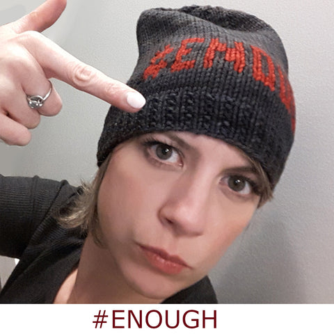 #ENOUGH Hat