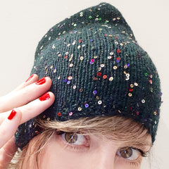 Magpie Darling Hat light-weight