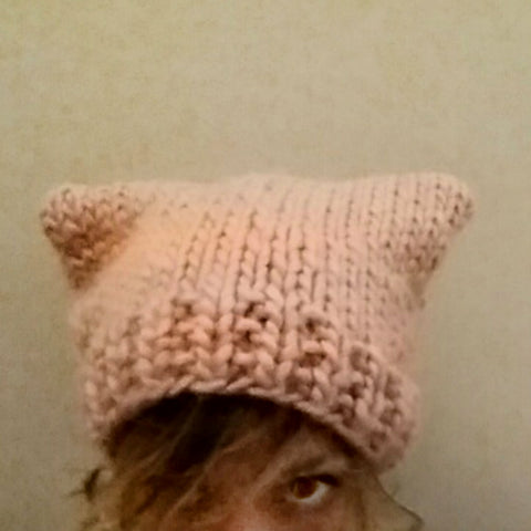 pussyhat suber bulky
