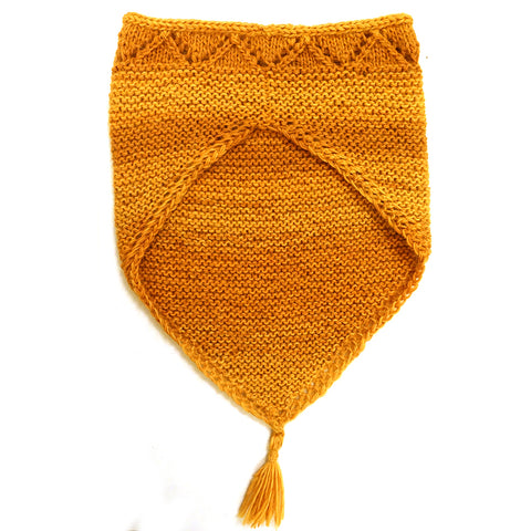 ASAP Bandana {knit kit}-knit kit-The Crafty Jackalope
