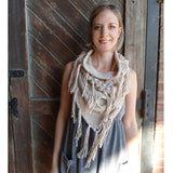 bandana rocks {knitting pattern} - The Crafty Jackalope - 3