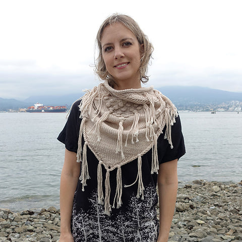 bandana rocks {knitting pattern}-knitting pattern-The Crafty Jackalope
