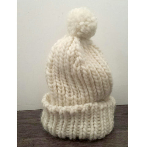 free love slouchy hat {knit kit}-knit kit-The Crafty Jackalope