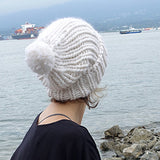 free love slouchy hat {knitting pattern} - The Crafty Jackalope - 4
