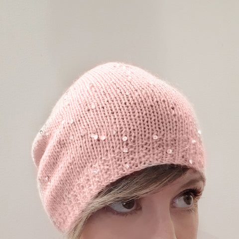 magpie darling hat sale {knit kit}