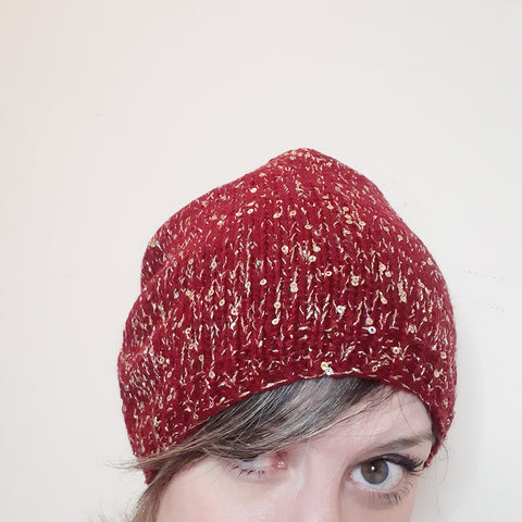 magpie darling hat {knit kit}