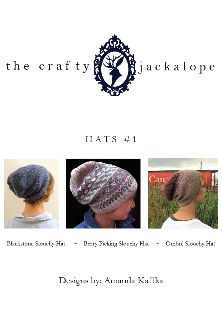 Hats #1 {booklet}
