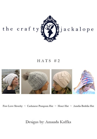 Hats #2 {booklet}