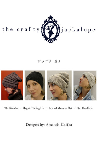 Hats #3 {booklet}