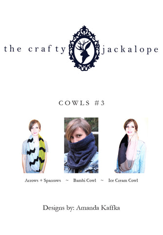 Cowls #3 {booklet}