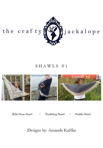 shawls #1 {booklet}