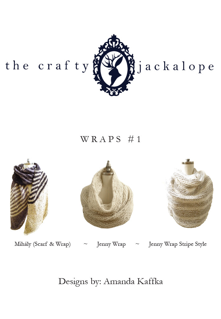 Wraps #1 {booklet}