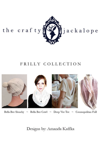 Frilly Collection {booklet}