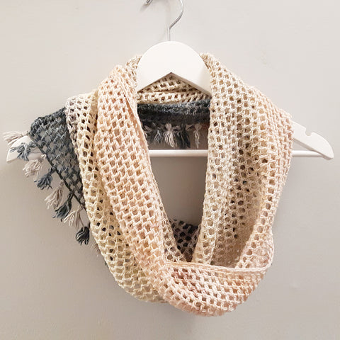 staycation cowl {crochet kit}