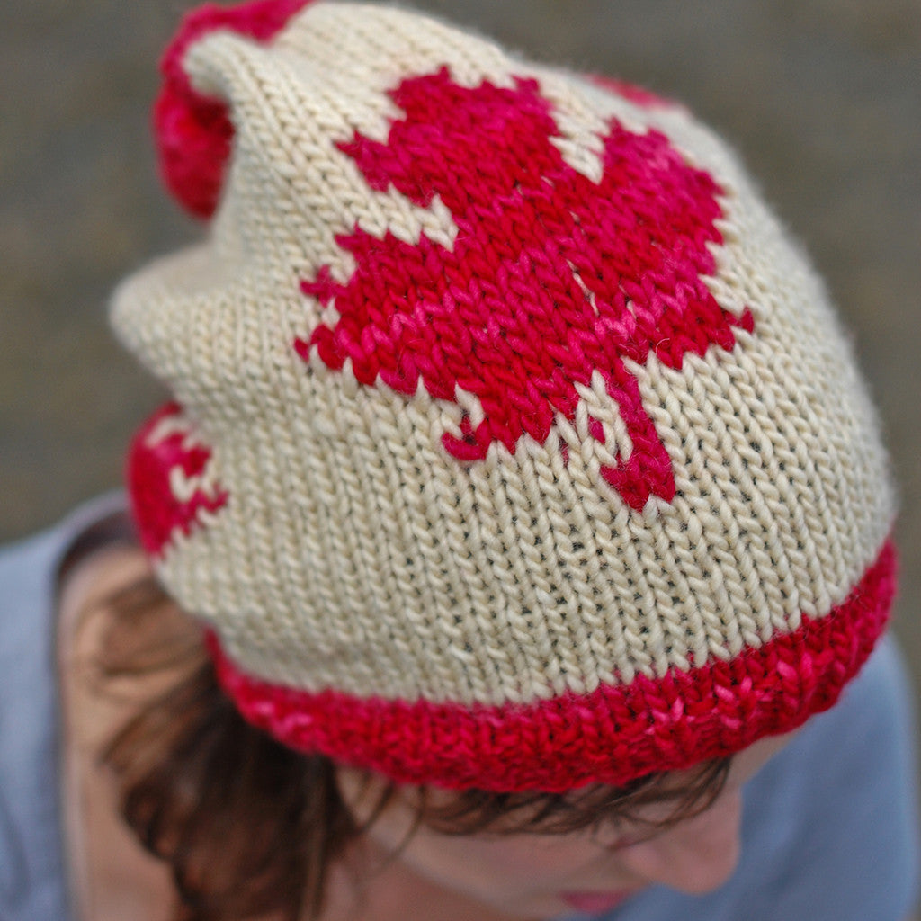 The Canadian Slouchy The Crafty Jackalope