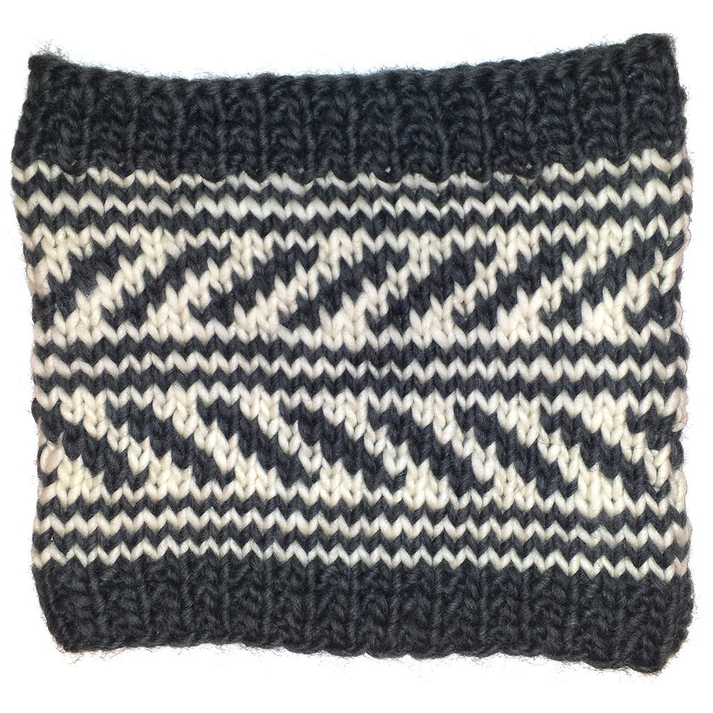 love wool colorwork cowl {knitting pattern} – The Crafty Jackalope