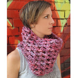 supersonic crochet cowl {crochet pattern} - The Crafty Jackalope - 3