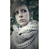 cosmopolitan frill cowl {knitting pattern} - The Crafty Jackalope - 1