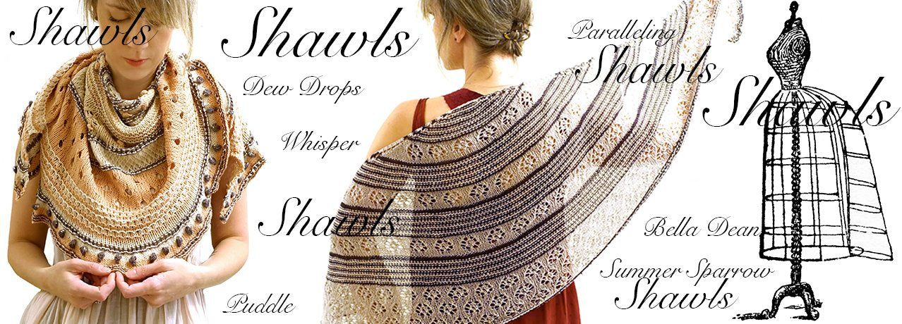 Summer Shawl collection