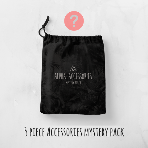 Mystery Pouch (5 Randomly picked items)