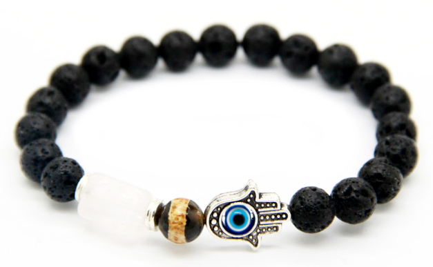 Coral Eye Alpha Energy Hamsa Hand *1 Day Sale!*
