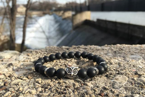Alpha Silver Owl Bracelet  *1 Day Sale!*