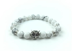 Alpha White Owl Stack