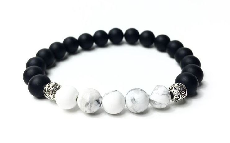 Youthful Vibes Stone Bracelet *New item Sale!*