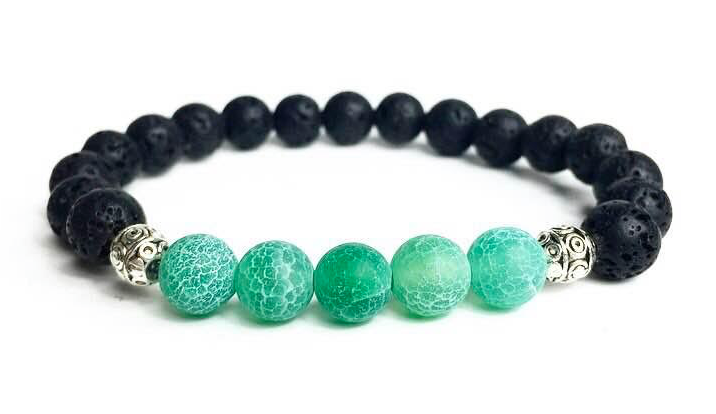 Minty Summer Vibes Bracelet *New item sale!*