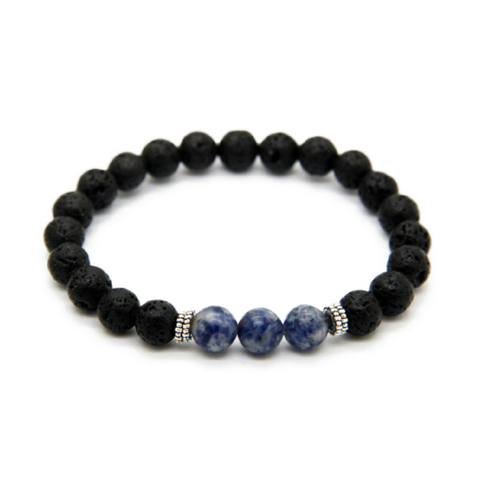 Black Lava Protection Bracelet *1 Day Sale!*