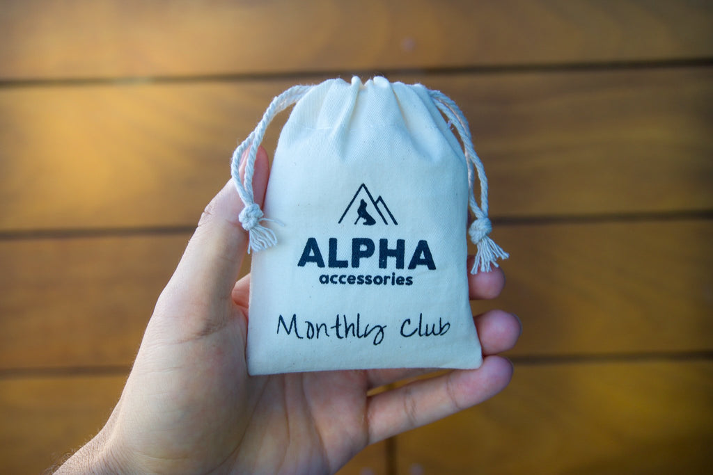Alpha Accessories Monthly Club