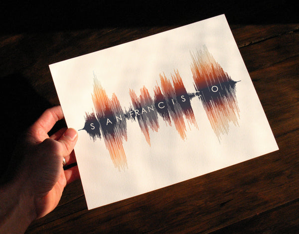 San Francisco Sound Waves
