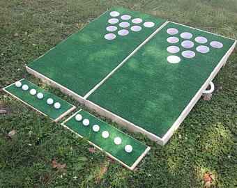 Golf Pong Game