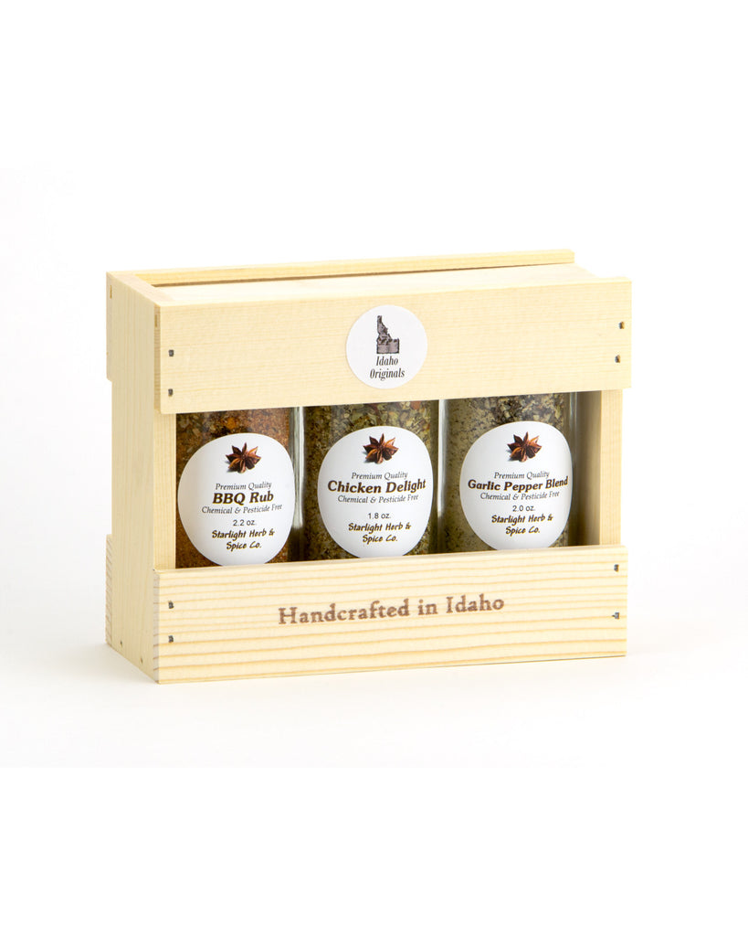 Garlic Lovers Gift Crate