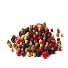 Four Color Peppercorns